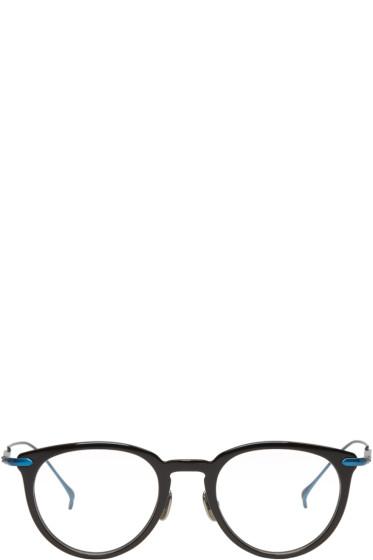 Issey Miyake Men - Black Boston 2 Glasses