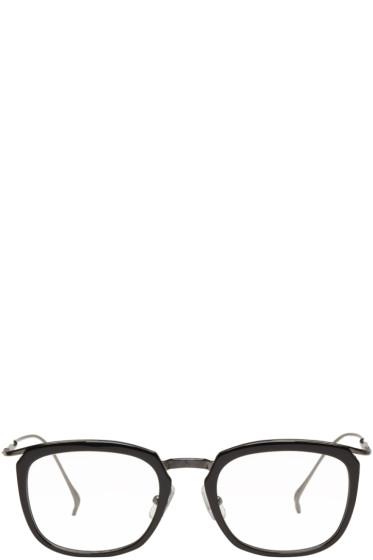Issey Miyake Men - Black Pentagon 1 Glasses