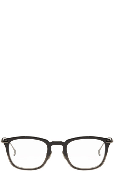 Issey Miyake Men -  Black Pentagon 2 Glasses