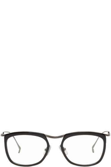 Issey Miyake Men - Black Wellington 1 Glasses