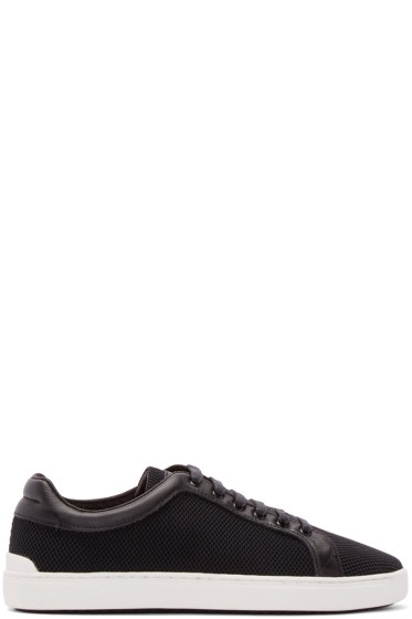Rag & Bone - Black Mesh Kent Sneakers