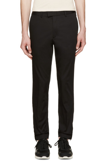 Rag & Bone - Black Slim Robson Chinos