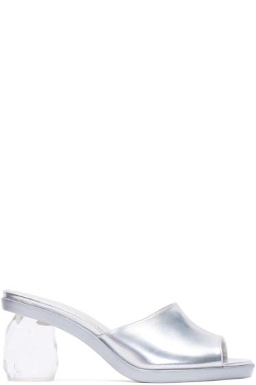 Simone Rocha - Silver Chandelier Heels