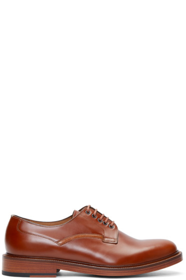 PS by Paul Smith - Brown Leather Reid Brogues
