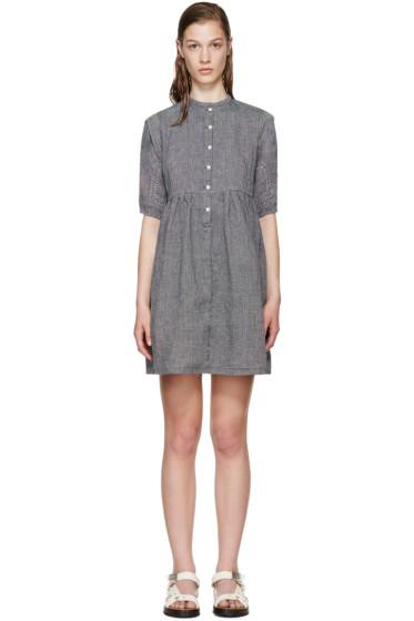 Visvim - Navy Linen Lancaster Dress