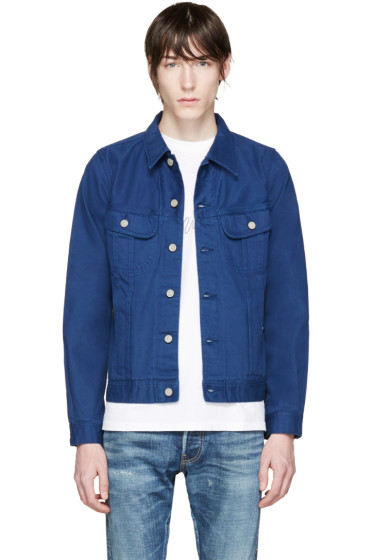Visvim - Navy Denim Jacket