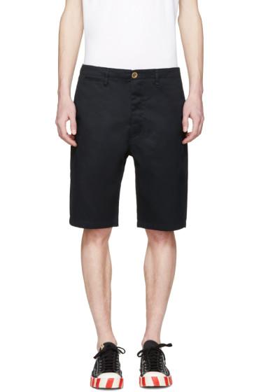 Visvim - Navy Chino Shorts