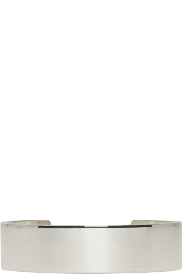 Le Gramme - Silver Polished Le 41 Grammes Cuff