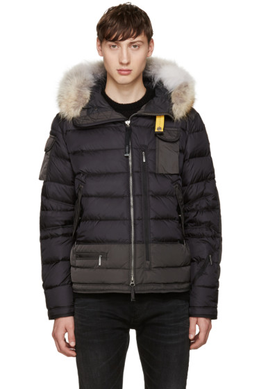 Parajumpers - Black Down Skimaster Jacket