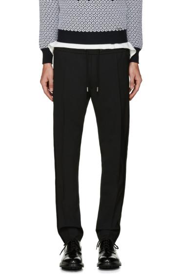 Diesel Black Gold - Black Drawstring Trousers
