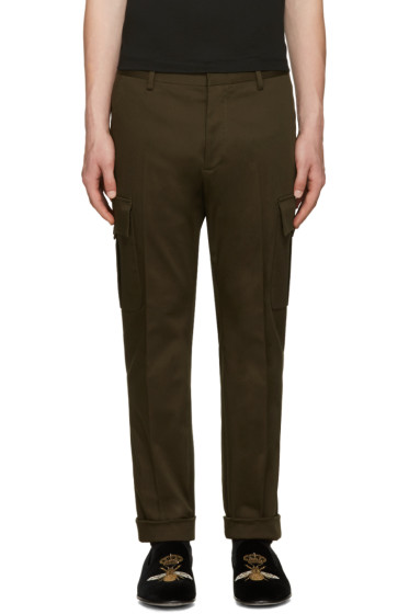 Dsquared2 - Green Admiral Cargo Pants