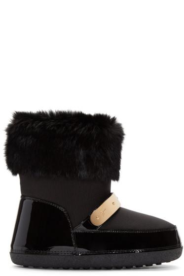 Giuseppe Zanotti - Black Snow Boots