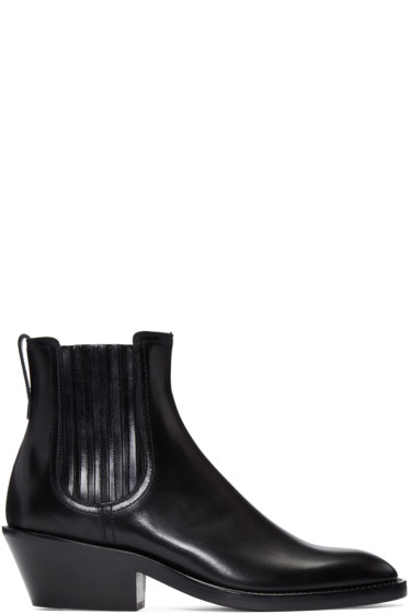 Givenchy - Black Chelsea Boots