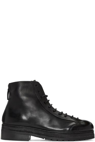 Marsèll - Black Zucchino Boots