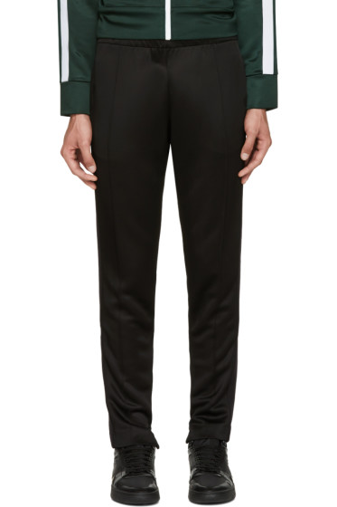 Burberry - Black Slim Track Pants