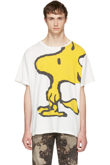 Gucci - Off-White Woodstock T-Shirt