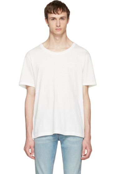 Gucci - White Destroyed T-Shirt