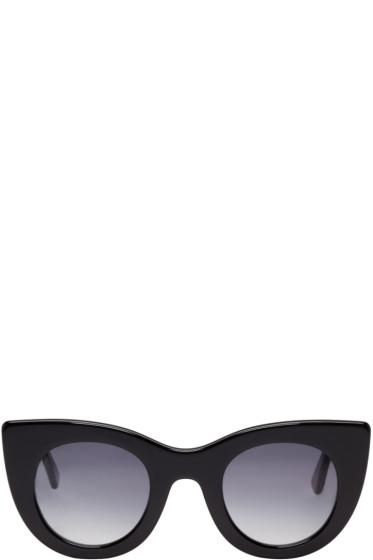 Thierry Lasry - Black Orgasmy Cat-Eye Sunglasses