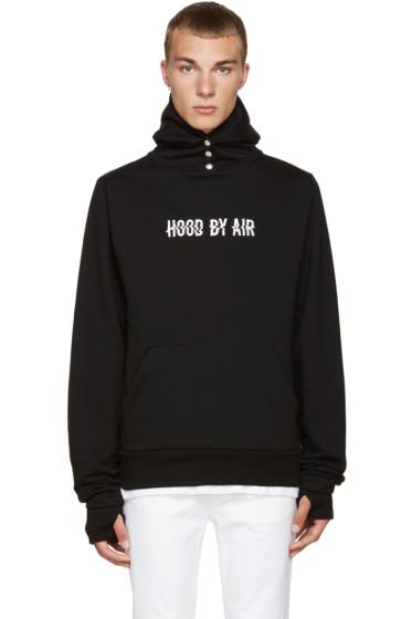 Hood by Air - Black Tweek Hoodie