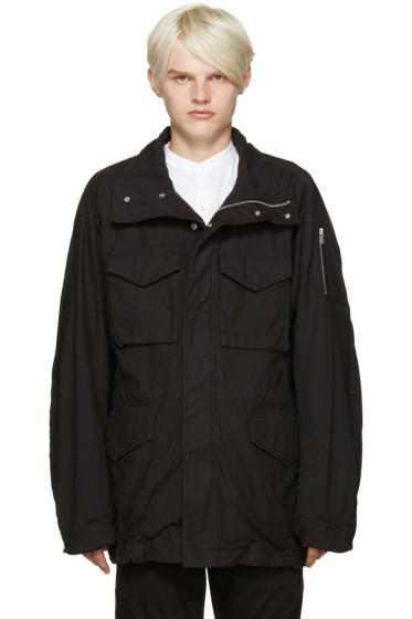 Attachment - Black Field Jacket