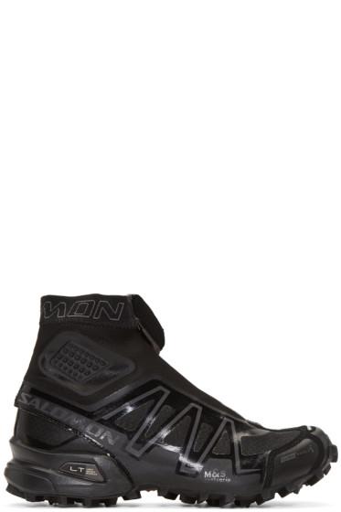 Salomon - Black S-Lab Snowcross LTD Edition
