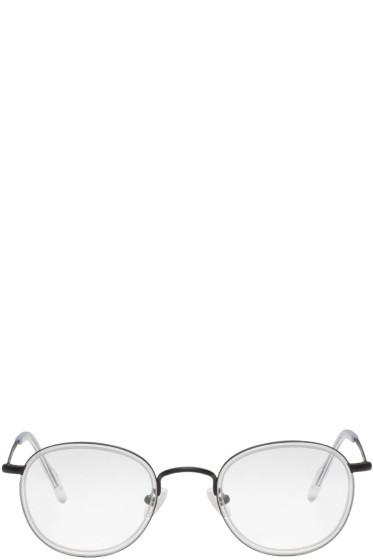 all in - Black Japon Glasses
