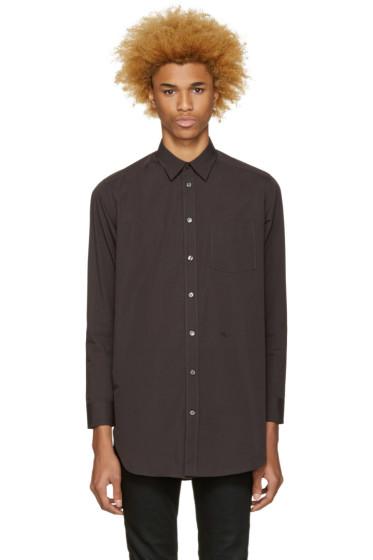Diesel - Black S-Romay Long Shirt