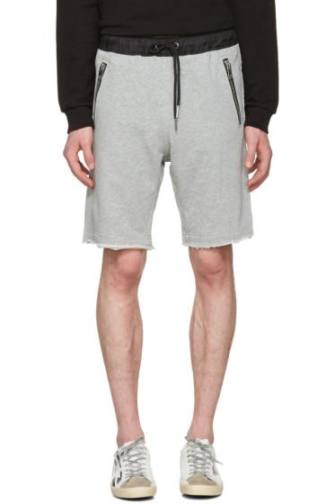 Diesel - Grey P-Hersho Shorts