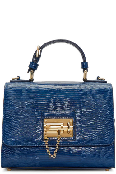 Dolce & Gabbana - Blue Monica Bag