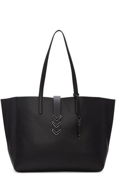 Mackage - Black Aggie Shopper Tote