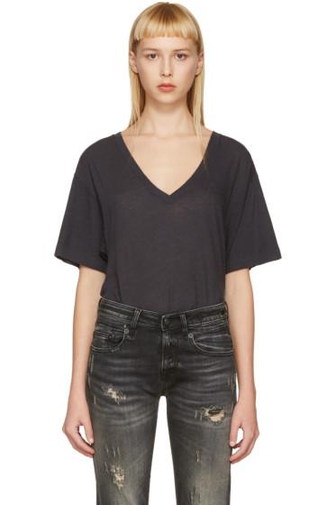 R13 - Black Rosie T-Shirt
