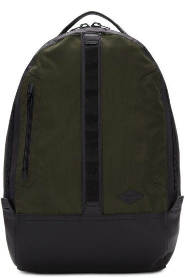 Rag & Bone - Green Aviator Backpack