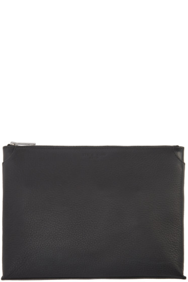 Rag & Bone - Black Medium Pouch