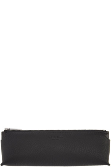 Rag & Bone - Black Pencil Pouch