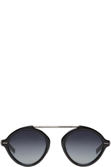 Dior Homme - Black 'Dior System' Sunglasses