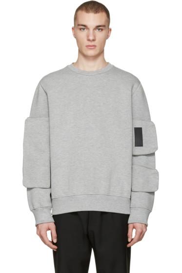 Public School - Grey Grian Pullover