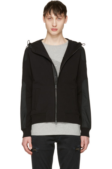 Belstaff - Black Blakenham Zip Sweater