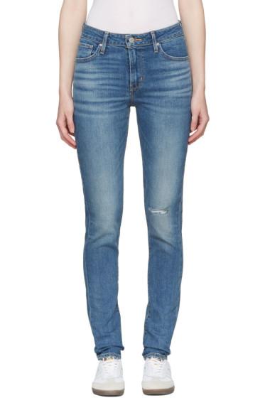 Levi's - Blue 721 Jeans