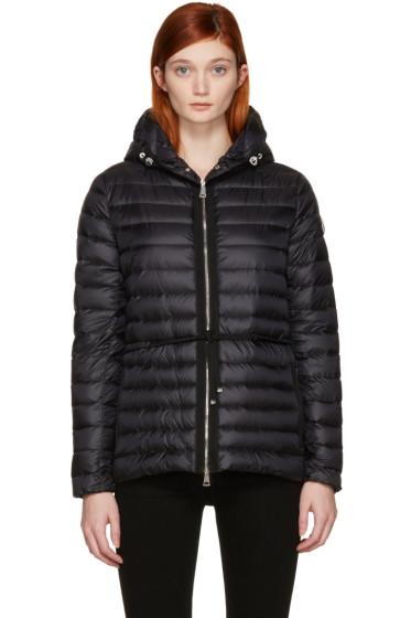 Moncler - Black Down Rale Jacket