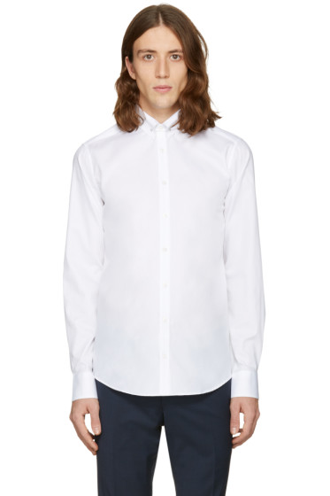 Tiger of Sweden - White Haber Shirt