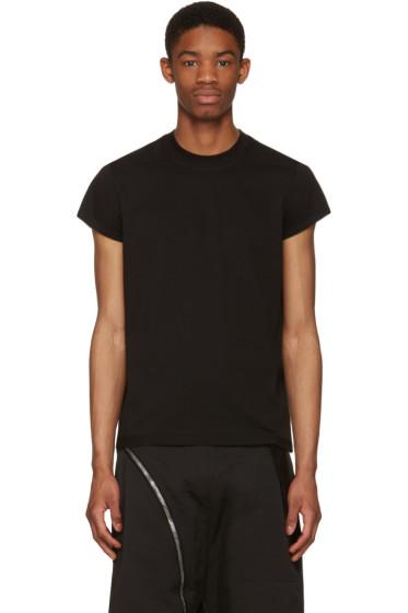 Rick Owens Drkshdw - Black Short Level T-Shirt