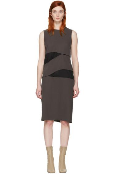 Acne Studios - Brown Sagita Dress