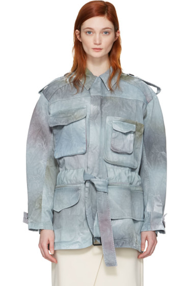 Acne Studios - Blue Liv P Utility Jacket