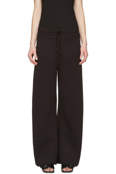 Acne Studios - Black Milie Lounge Pants