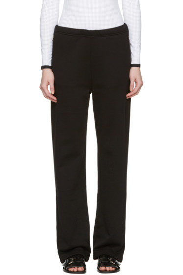 Acne Studios - Black Lacie CLG Lounge Pants