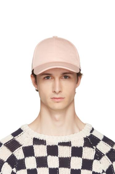 Acne Studios - Pink Camp Salt Cap