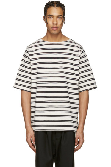 Acne Studios - Beige Nimes T-Shirt