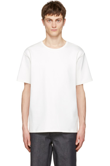 Acne Studios - Ecru Niagara Head T-Shirt