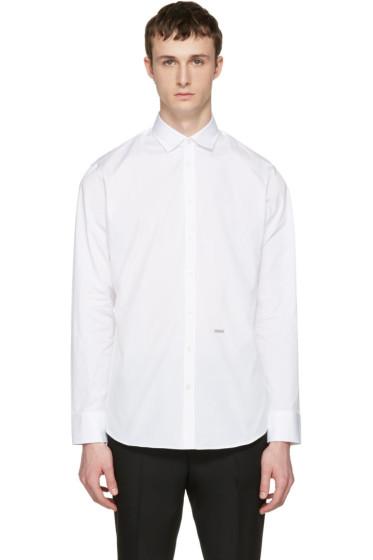 Dsquared2 - White M.B. Shirt