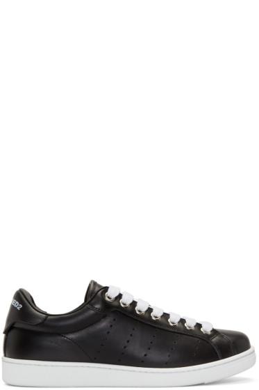 Dsquared2 - Black Santa Monica Sneakers